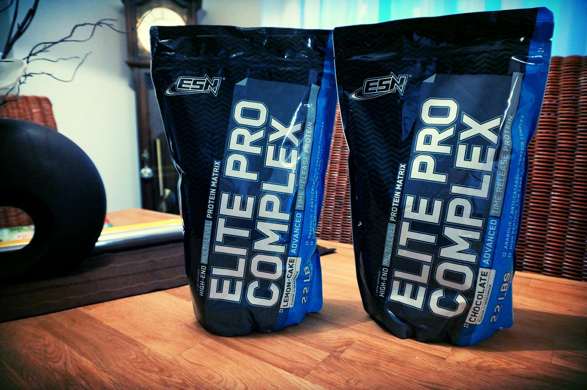 ESN ELITE PRO COMPLEX – Proteine & Regeneration