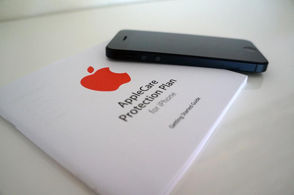 iPhone 5 – Die Zweite…