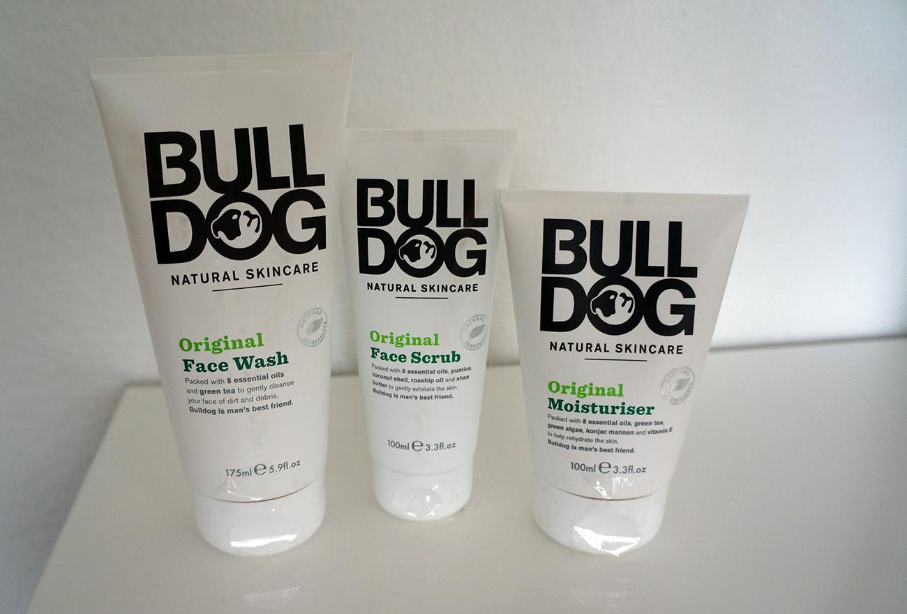 Männerpflege – Bulldog Natural Skincare