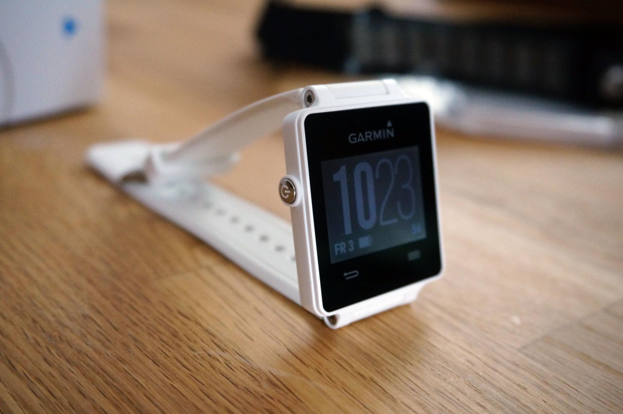 Garmin vivoactive – Review & Fazit nach 14 Tagen