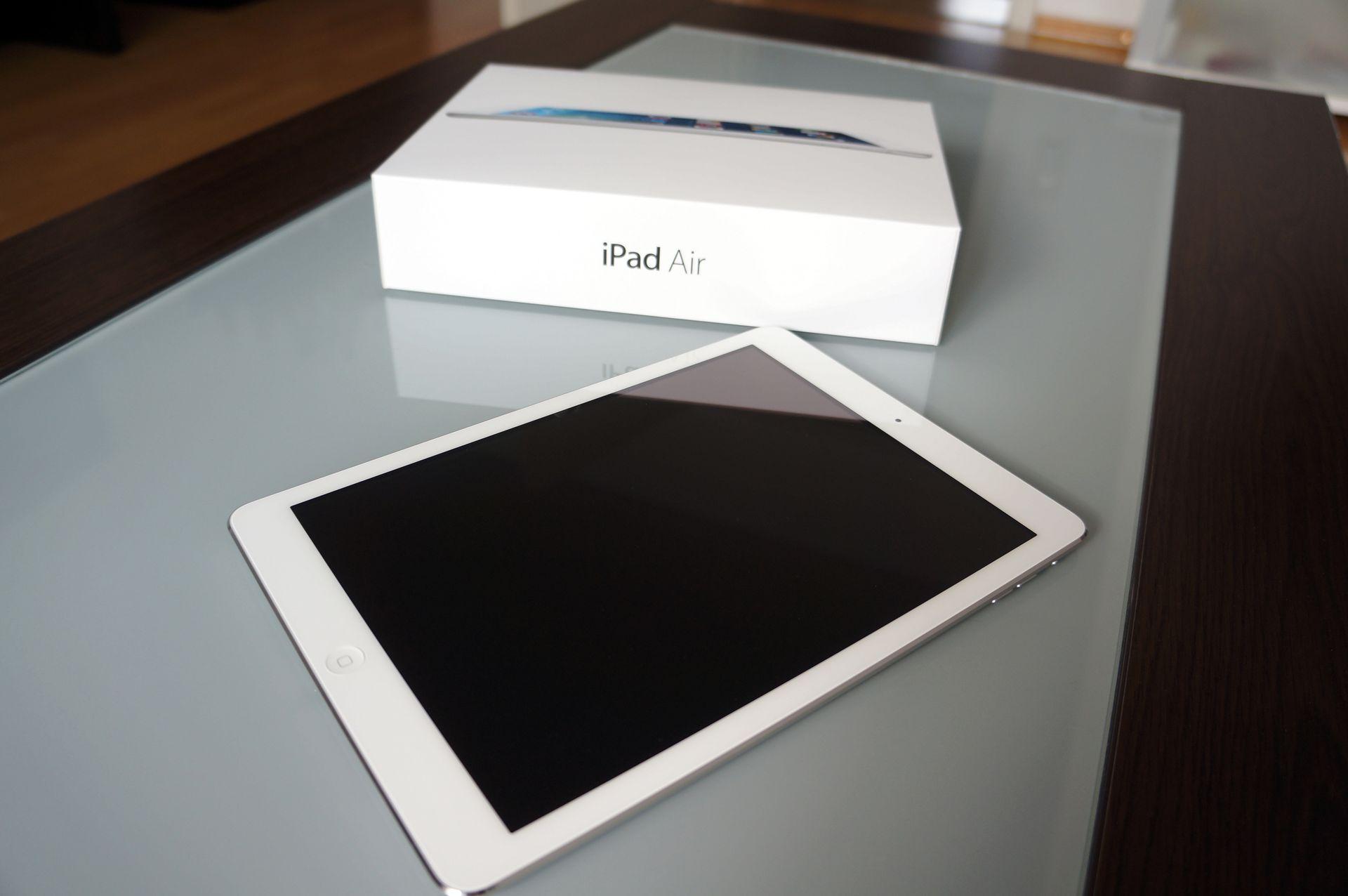 Erfahrungsbericht iPad Air – Gelungene Produktpflege statt Innovation