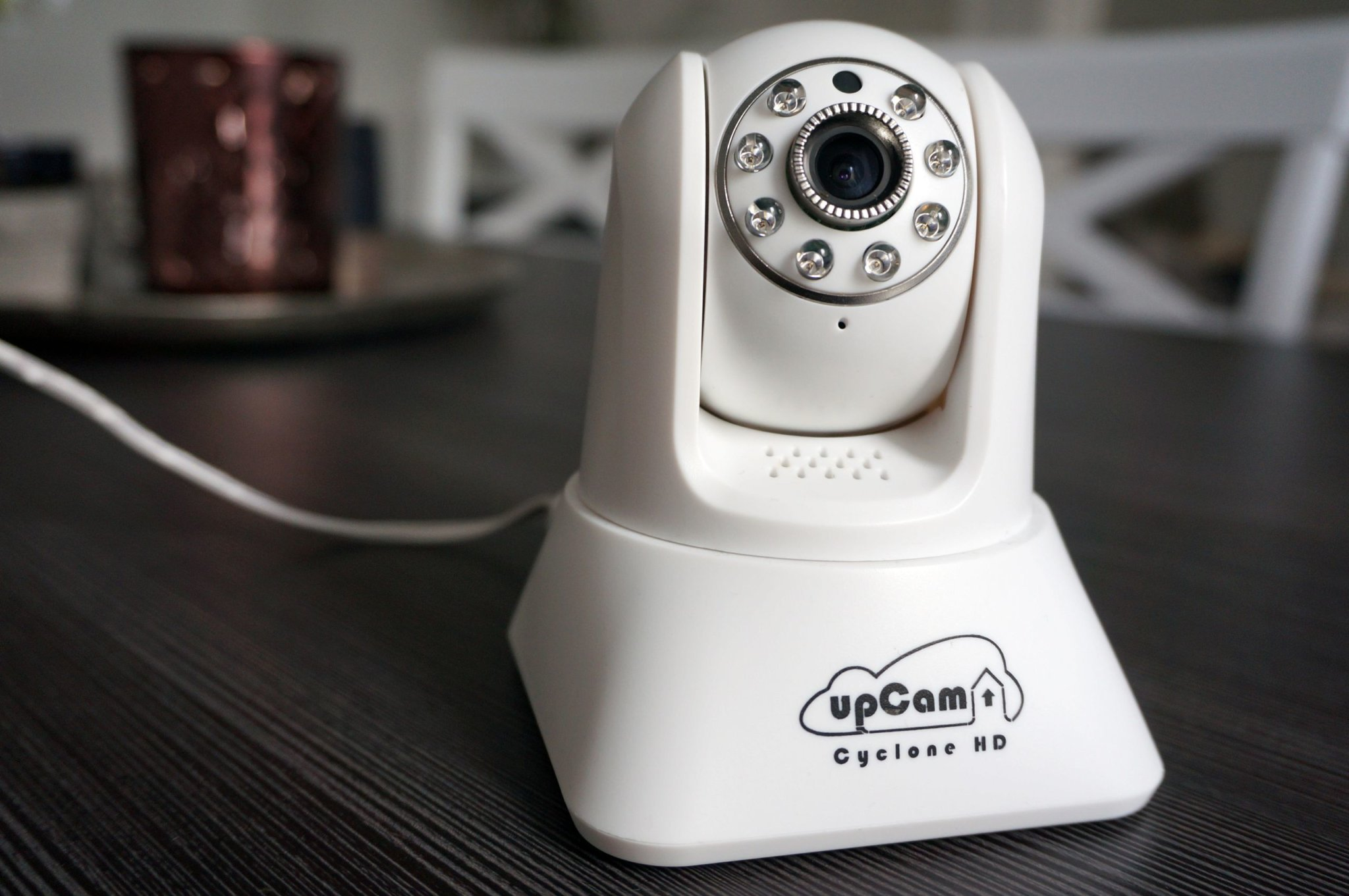 Test / Review – upCam Cyclone HD IP-Kamera