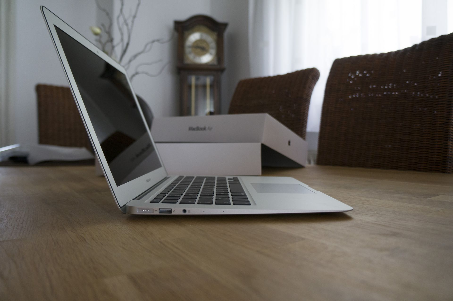 Erfahrungsbericht – MacBook Air 13″ 2014