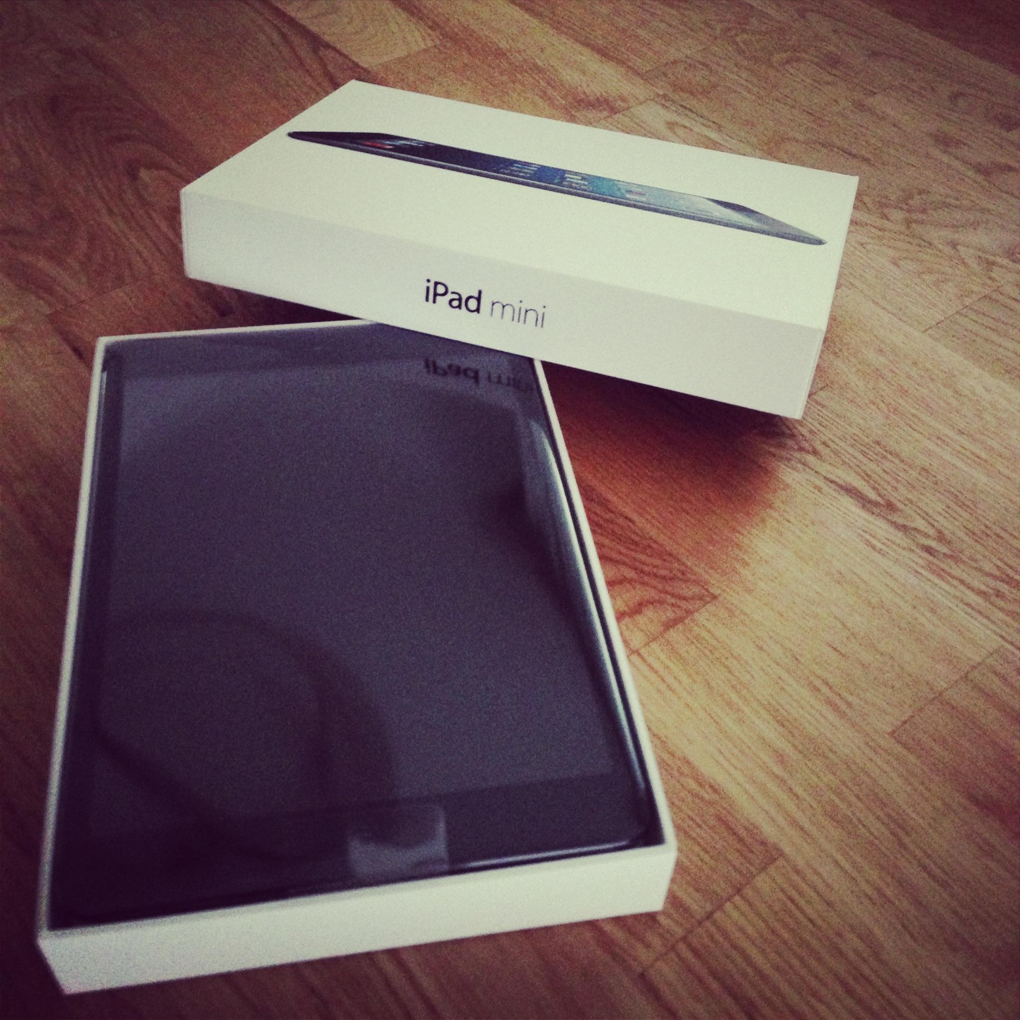 iPad Mini – Erste Erfahrungen