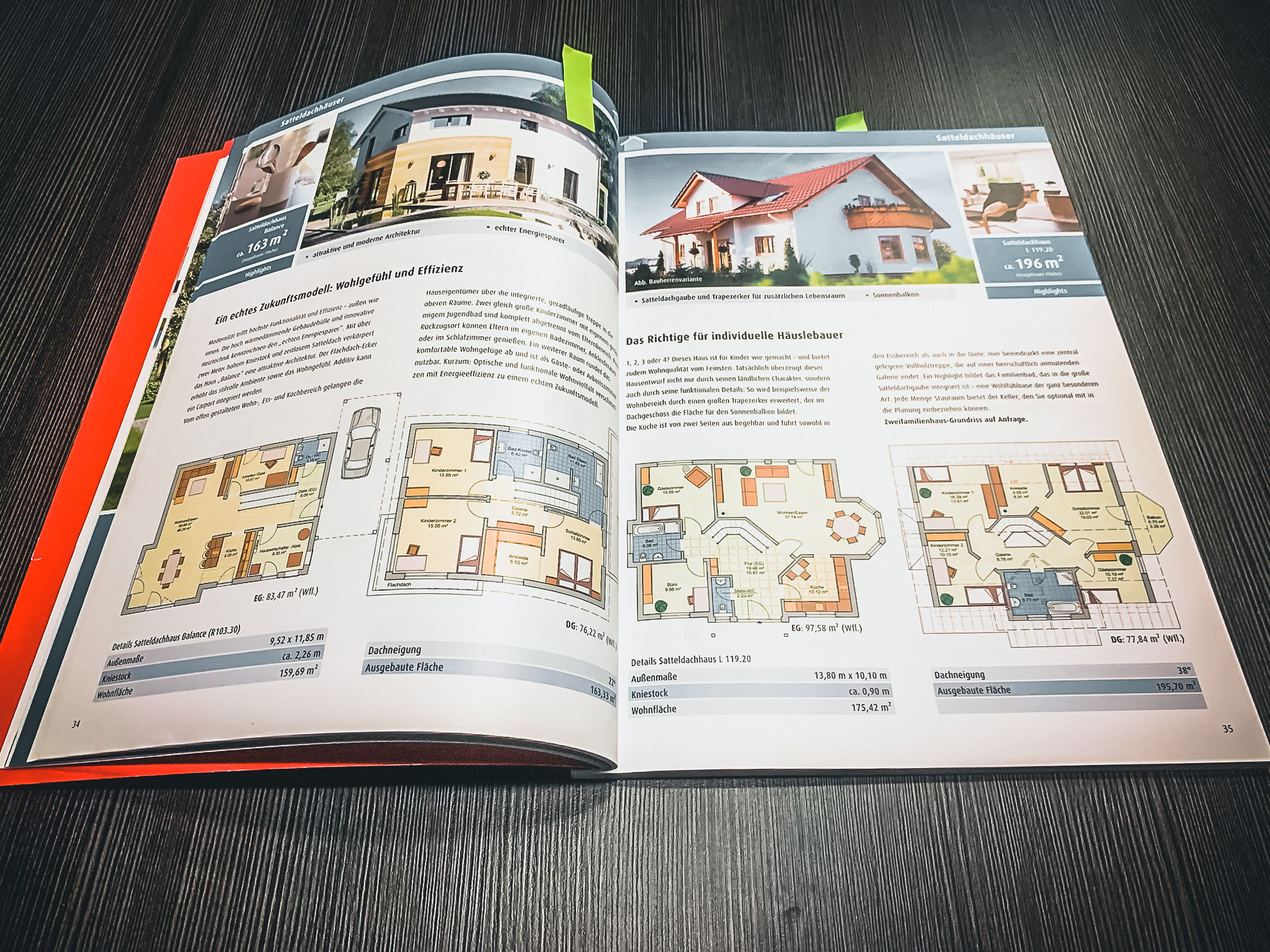 Der Traum vom Haus – Die Planungsphase